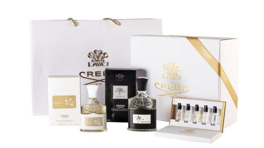 creed fragrance hamper