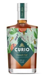 curio cornish cup gin
