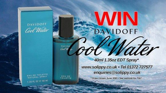 davidoff coll water