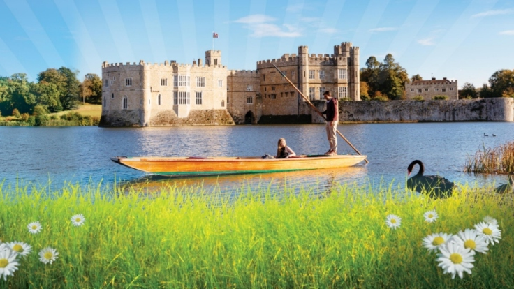family annual ticket to leeds castle