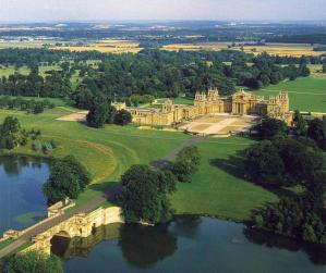 family ticket to blenheim palace