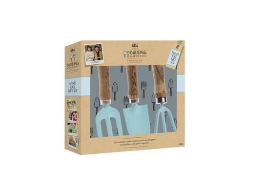 gardeners hand tool gift set
