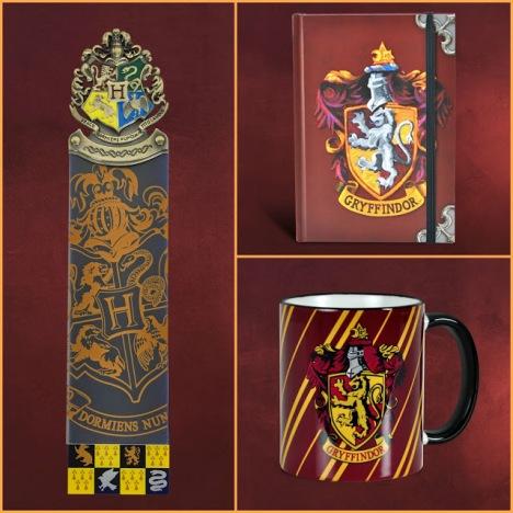 hogwarts & gryffindor