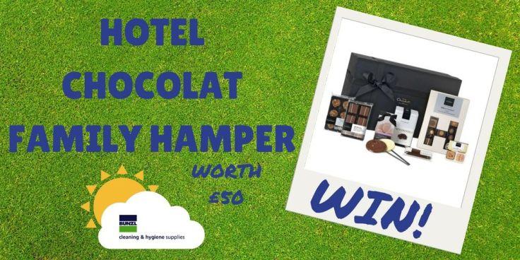 hotel chocolat family hamper