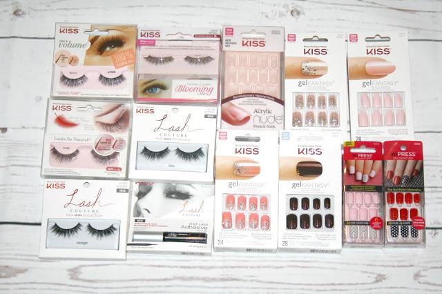 kiss lashes & nails