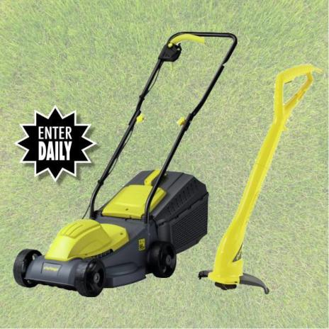 lawnmower & trimmer