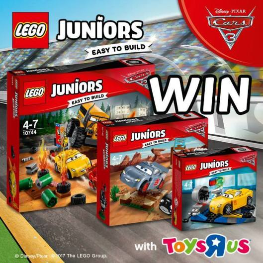 lego juniors cars 3