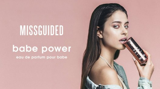 missguided perfume