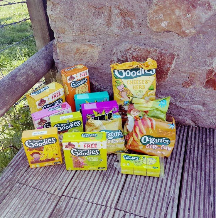 organix food bundle
