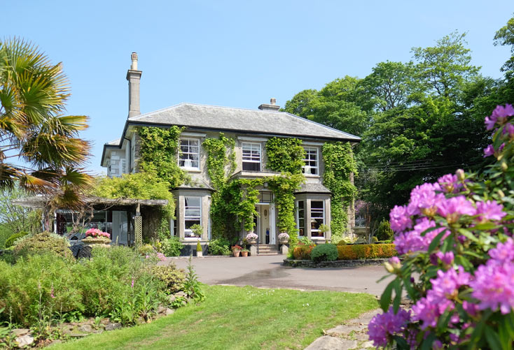overnight gourmet getaway in devon