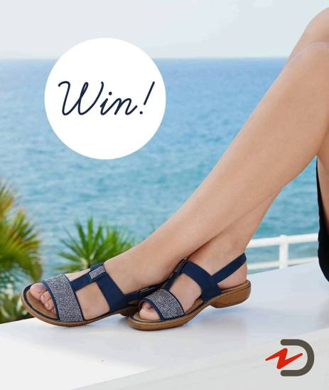 pair of damart sandals