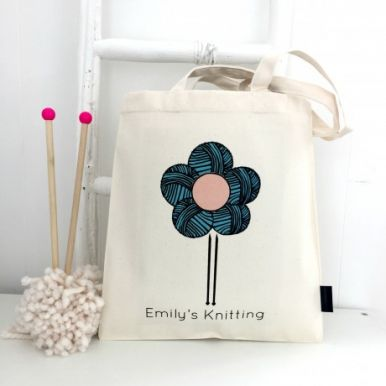 personalised craft bag