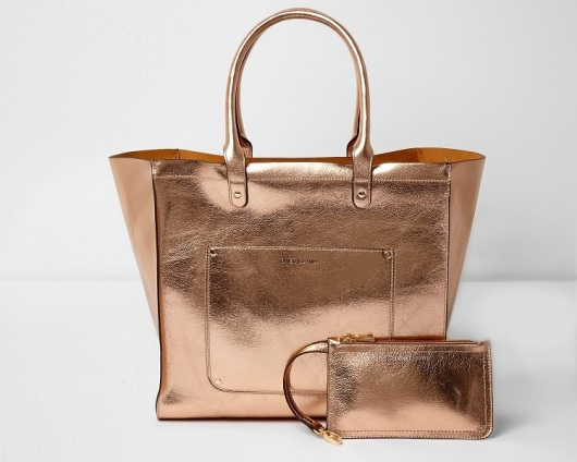 river island beach bag