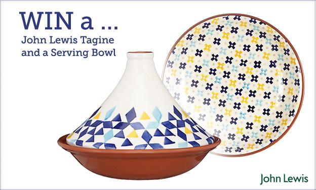 tagine serving bowl