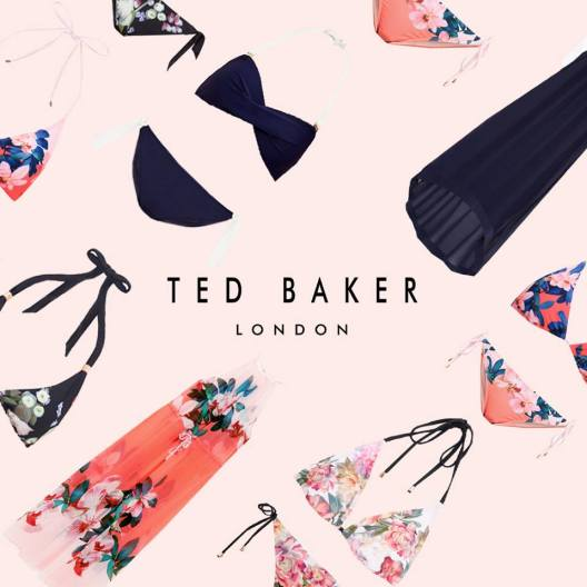 ted baker summer outfit