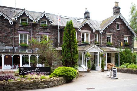 the wordsworth hotel cumbria
