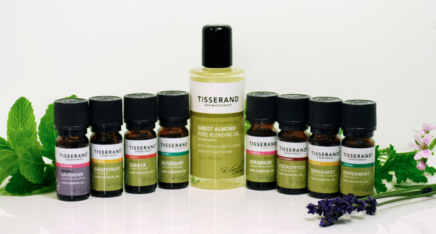 tisserand aromatherapy oils