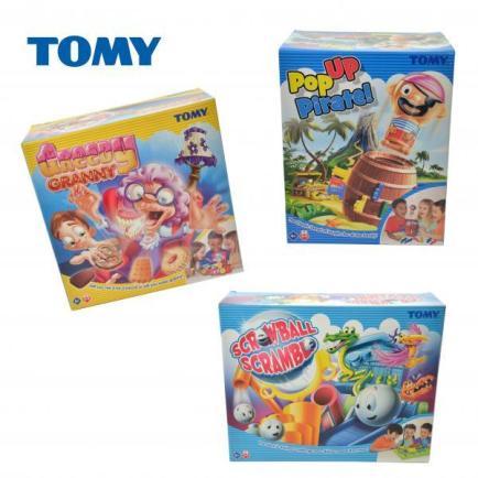 tomy games bundle 2