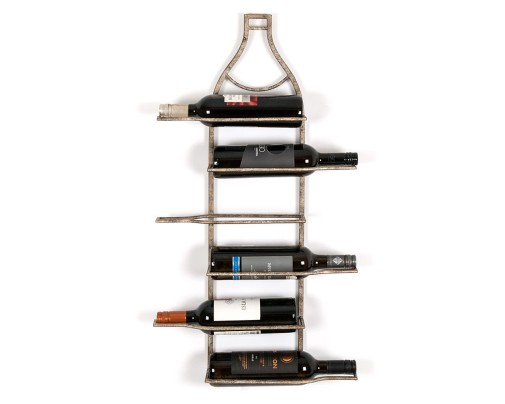 wall hanging wine storage rack