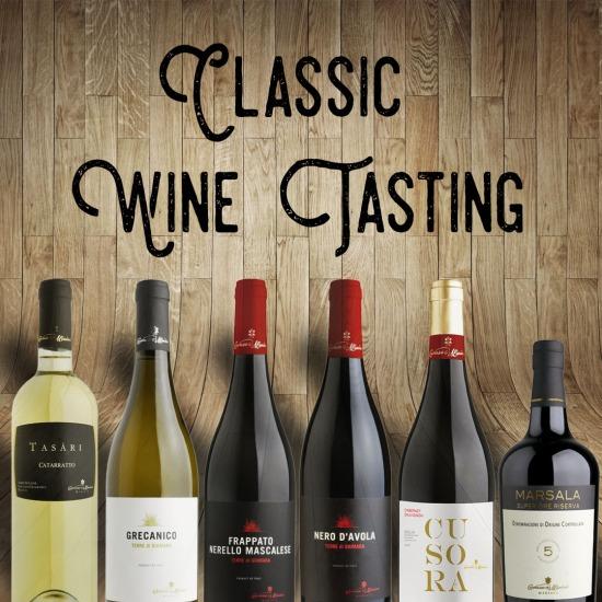 wine tasting in edinburgh