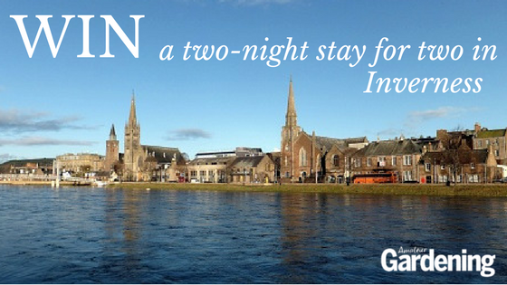 2 night stay for 2 in inverness