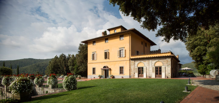 3 night stay in a tuscan villa