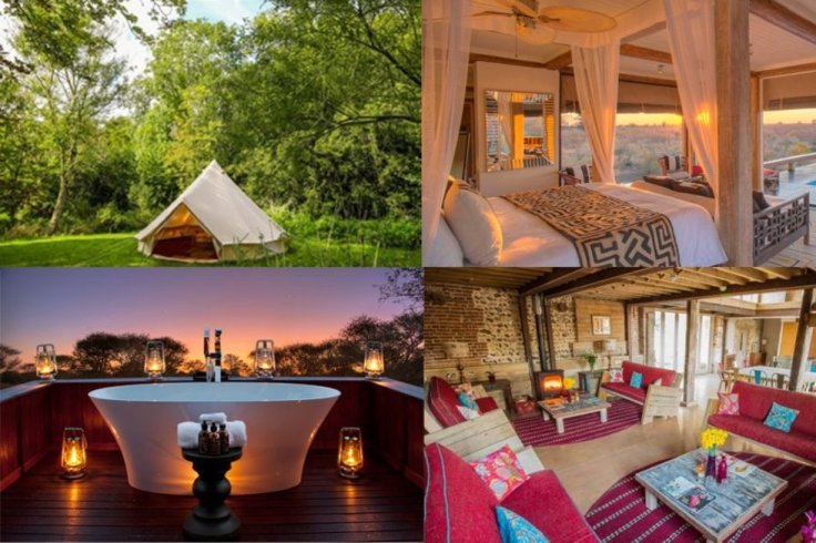 5 night safari or meditation retreat