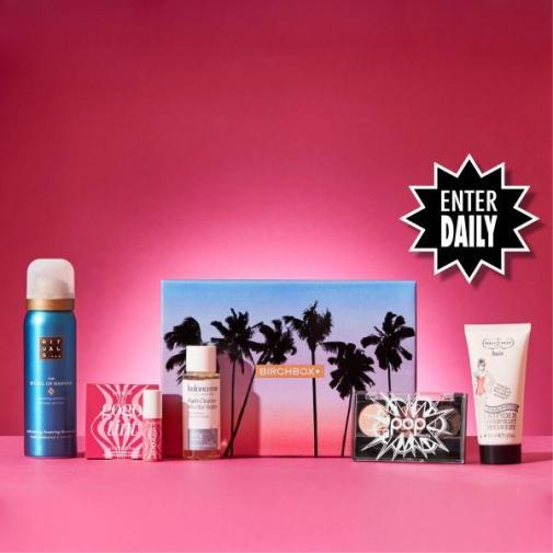 6 month subscription to birchbox