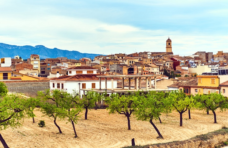 7 night tuscany to spain