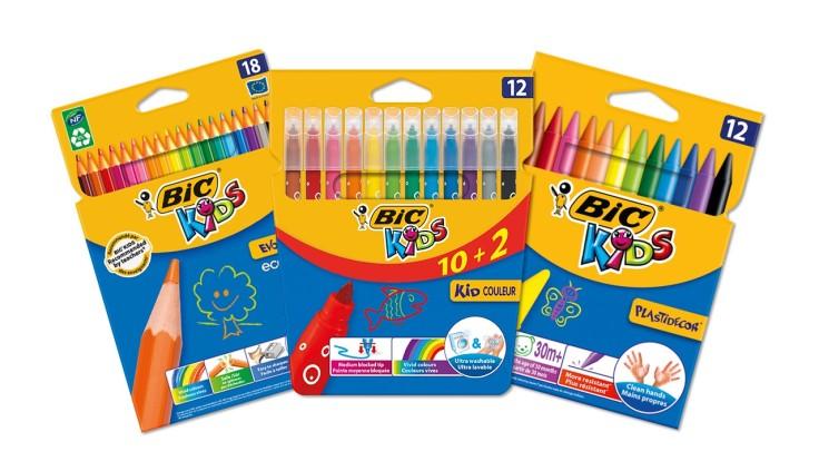 bic kids little doodlers
