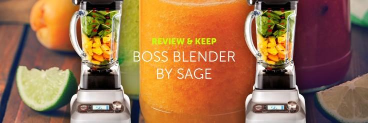 boss blender