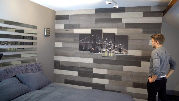 £500 room makeover