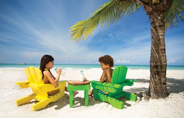 caribbean family Holiday