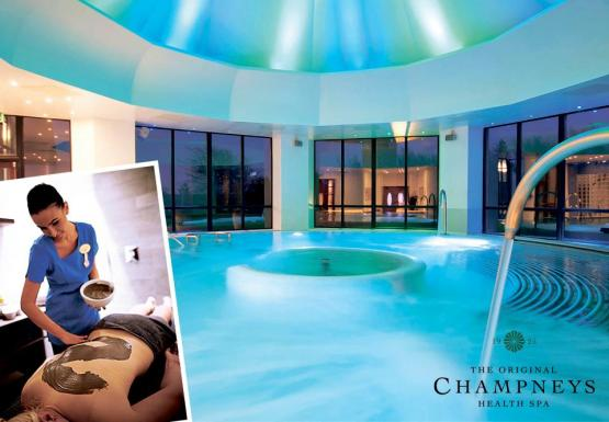 champney's spa day for 12