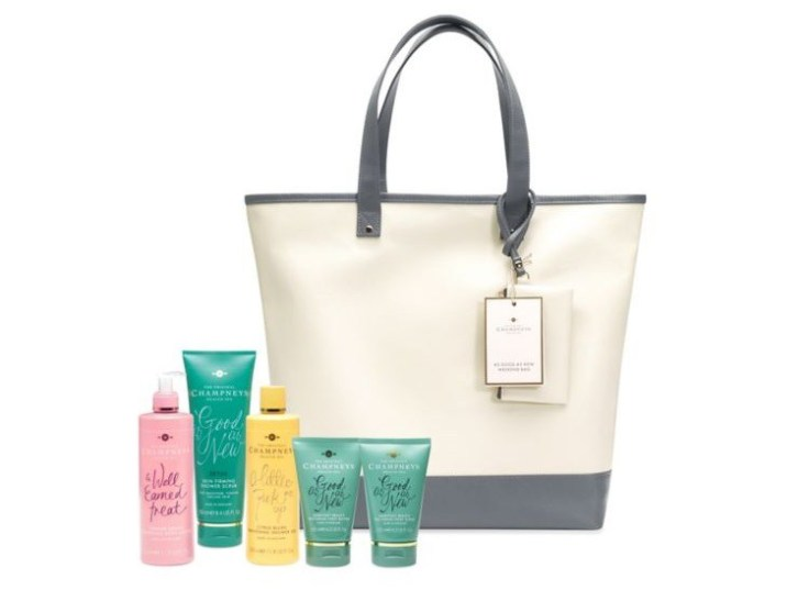 champney's weekend bag