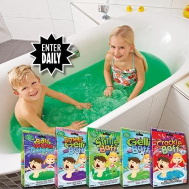 childrens bath time fun bundle
