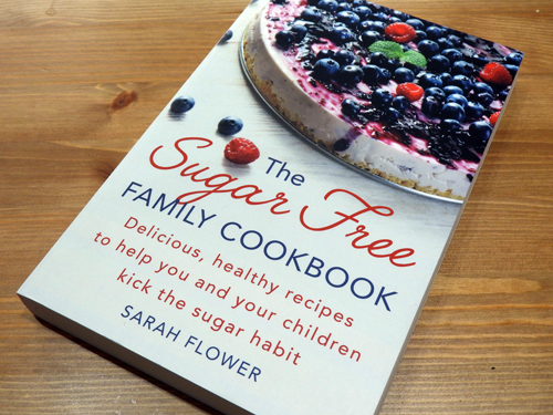 copy of the sugar free family cookbook