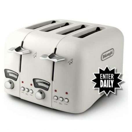 de'longhi toaster