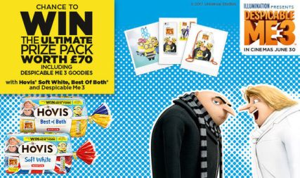 despicable me 3 prize bundle