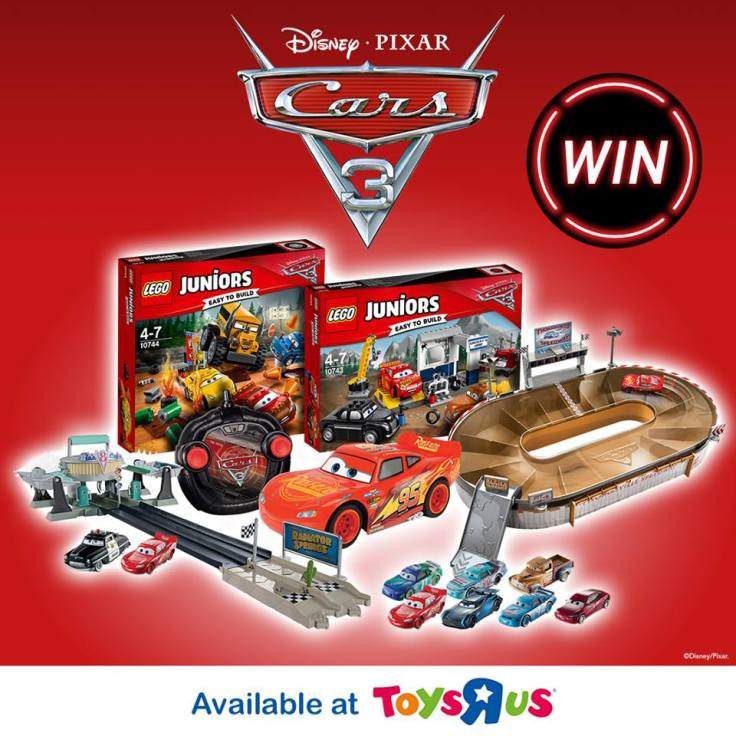 disney cars 3 toy bundle
