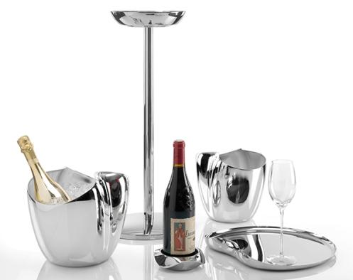 elegant barware