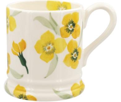 emma bridgewater wallflower mug