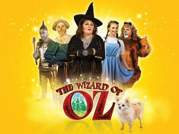 family ticket to see the wizard of oz