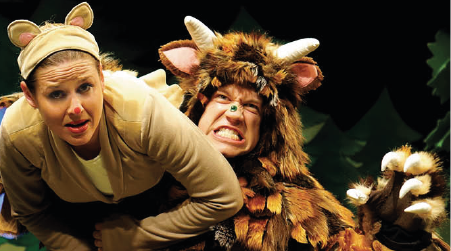 family ticket to the gruffalo live