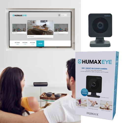 humax eye