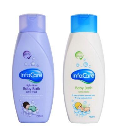 infacare baby bath