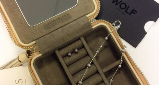 jewellery set & case