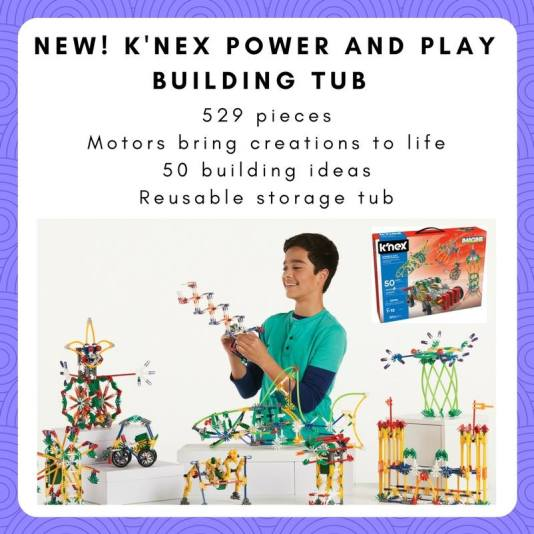 k'nex power & play