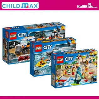 lego city summer fun
