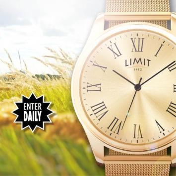 limit mens watch